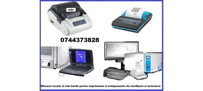 Panglici tus si role hartie imprimante medicale