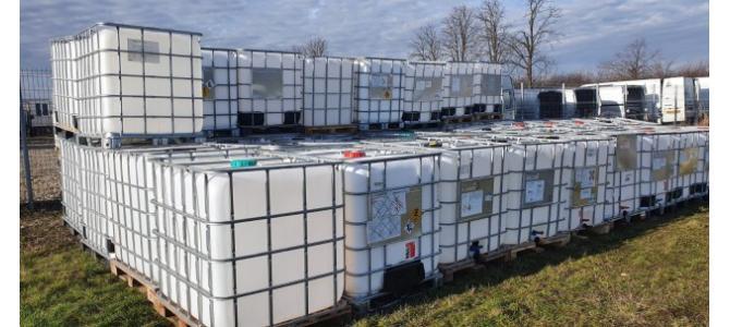 IBC 1000 litri la Oradea din 2020.03.de la 290Lei,