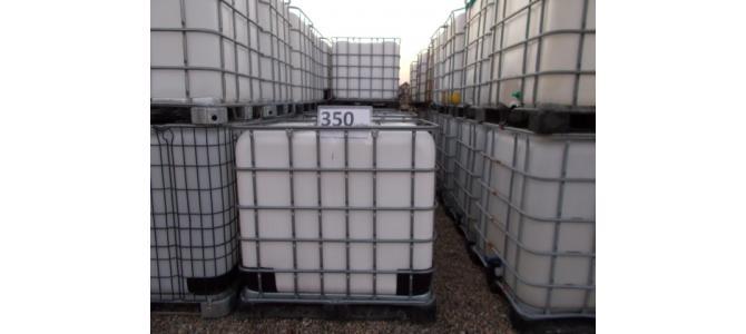 IBC 1000 litri la Oradea de la 350Lei, Netransparent