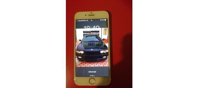 Vand LCD Ecran Display Iphone 6S Alb, cu PATA NEAGRA Pret 35 Lei Neg