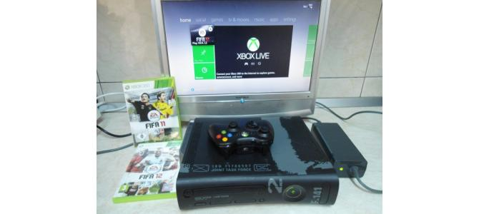 Consola Xbox 360 cu hard de 20 GB