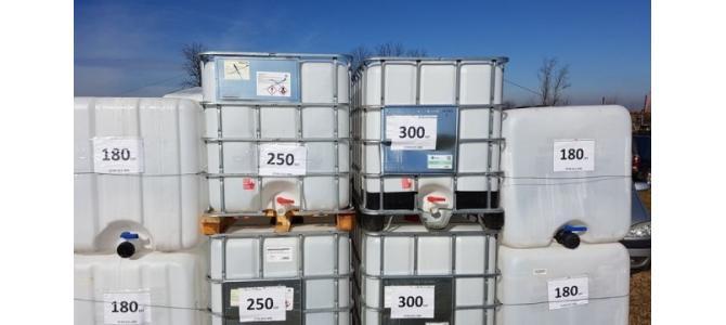 IBC 1000 litri la Oradea avem pe stoc 500buc