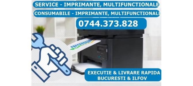 Urgent Reparatii imprimante si consumabile cu livrare rapida