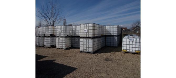 IBC 1000 litri de la 239 Lei container  avem 500buc