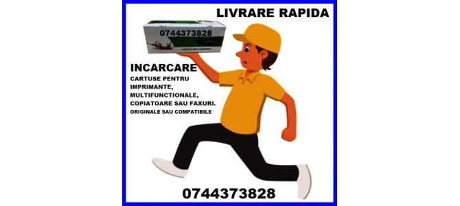 Urgent Reincarcare si cartuse imprimante 0744373828 rapid