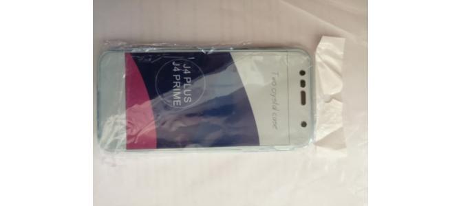 Husa 360 Silicon Fata si Spate pt. Samsung Galaxy J4 Plus / Prime 25 lei