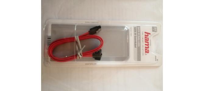 Vand Cablu date Hama SATA 3 pt. Hard / HDD, 60 cm NOU  Pret 30 Lei