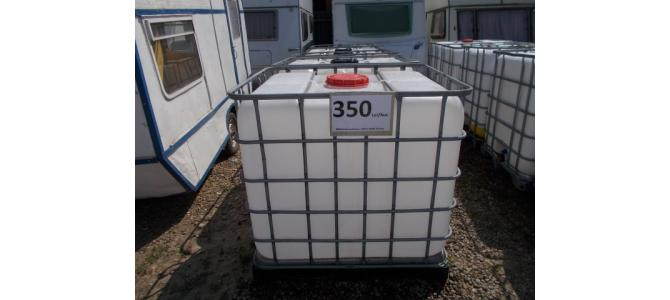 ibc 1000 litri cu capac mare 22,5cm la Oradea la 350Lei