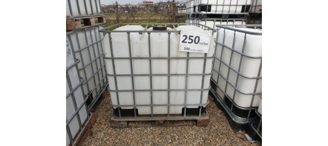 ibc 1000 litri la Oradea la 239Lei, 2018