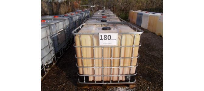 ibc 1000 litri rezervor bazin de apa container cub