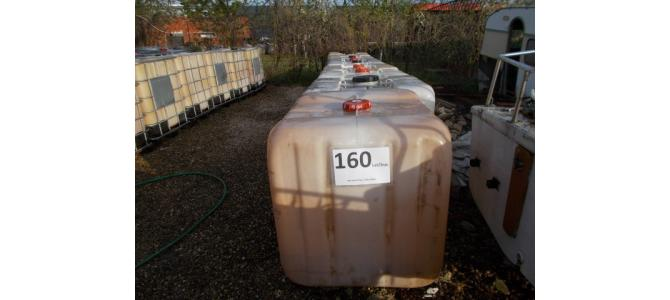ibc 1000 litri de la 149Lei, fara cadru- palet container cub