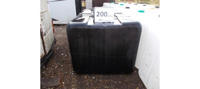 ibc 1000 litri de la 220Lei, culoarea neagra