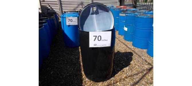 Butoi  rezervor de apa cu capac mare. 6mm,  PVC 200 litri