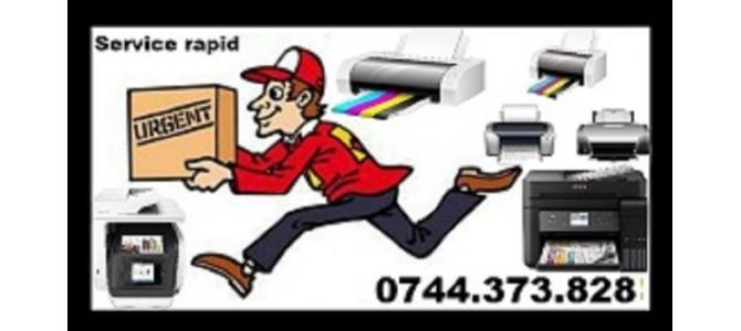 Reparatii si cartuse pentru imprimante si multifunctionale