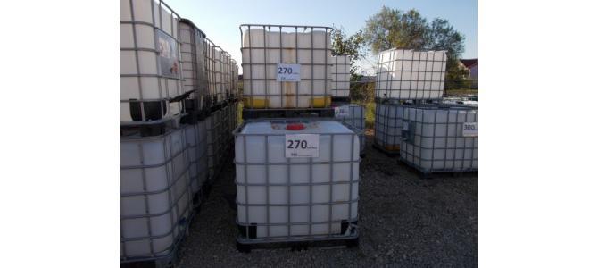 ibc 1000 litri de la 260Lei,  rezervor bazin de apa,