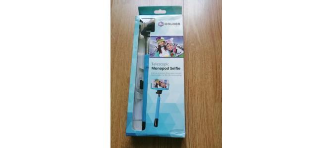 Vand Selfie Stick A+, Bluetooth, 105 cm pentru telefon, NOU Pret 35 Lei