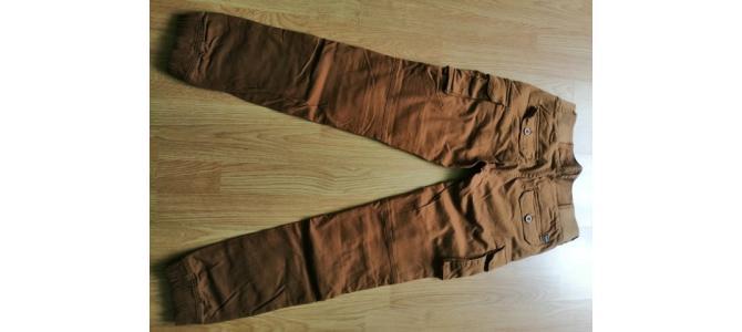 Vand Pantaloni Blugi / Jeans Skinny fit, Caramello Car, Size 30(T 44), NOI