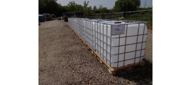 Ibc NOU 1000 litri 2020,04, container NOU
