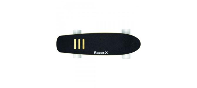 Vand Skateboard Cruiser Electric Razor-X, NOU, GARANTIE 2 Ani Pret 630 Lei