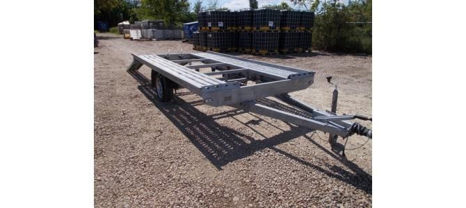 Trailer  remorca  BORO 1 ax,  1800kg , 1850 euro si in RATE