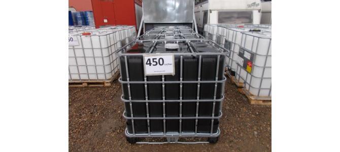 ibc, bazin de apa 1000 litri la Oradea,  ADR , la 450