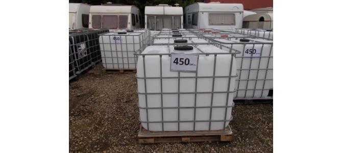 ibc  rezervor bazin de apa 1000 litri la Oradea, la 450 Lei,