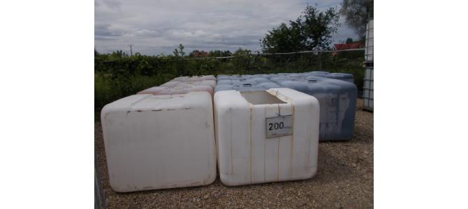 bazin de apa 1000 litri la Oradea, fara cadru, 200 lei