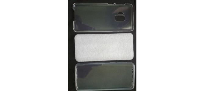 Vand Husa 360 Silicon Fata si Spate pt. Samsung Galaxy S9, NOUA Pret 29 lei