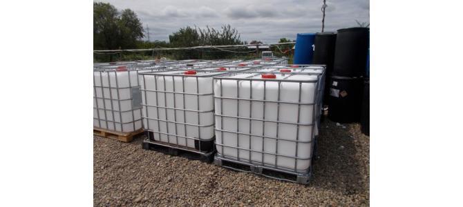 ibc bazin de apa 1000 litri la Oradea,  la 450 Lei