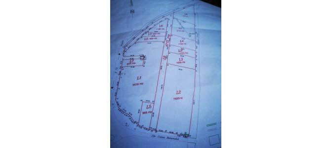 Teren intravilan doua parcele 868 m2 + 869 m2 Baile Felix