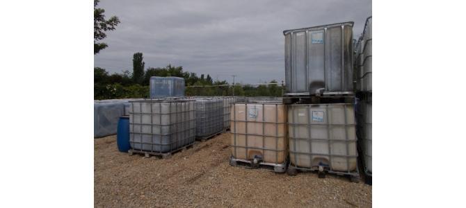 ibc container cub rezervor  1000 l, la Oradea la 280 Lei