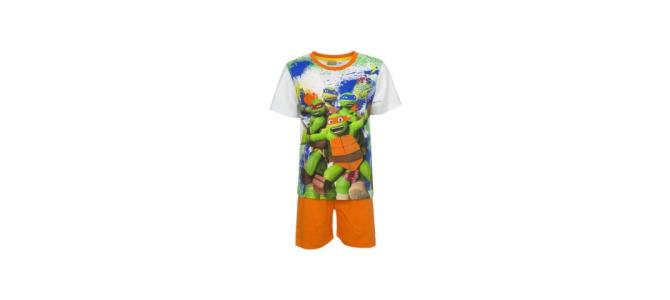 Pijamale baietei de vara