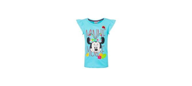 Tricouri colorate pentru fetite