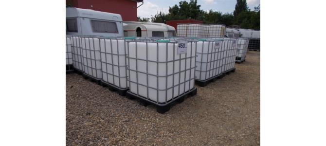 ibc container  1000 litri la Oradea, la 450 Lei,