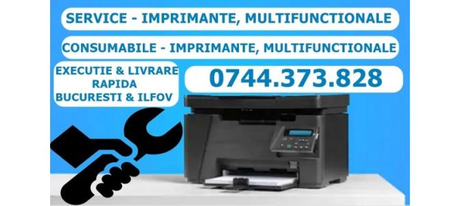 Cartuse si service imprimante, si multifunctionale