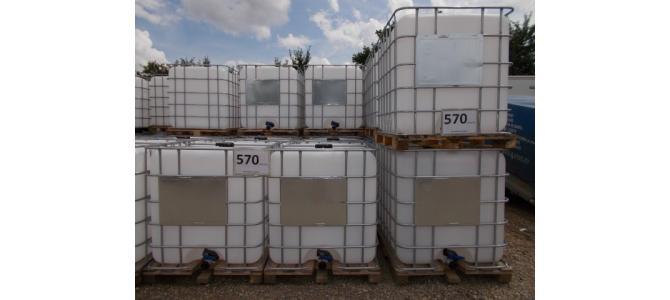 Ibc NOU 1000 litri la Oradea la 570Lei+TVA