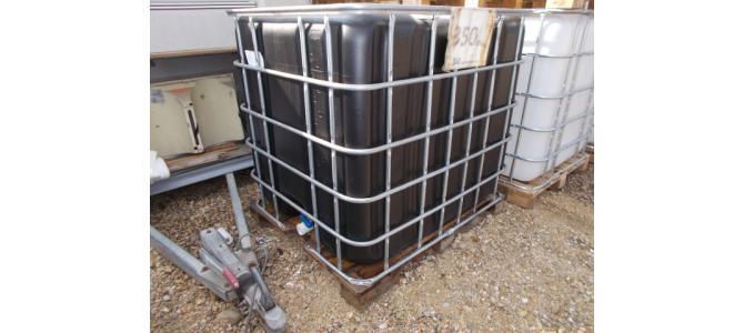 ibc container cub 1000 litri la Oradea, la 350 Lei