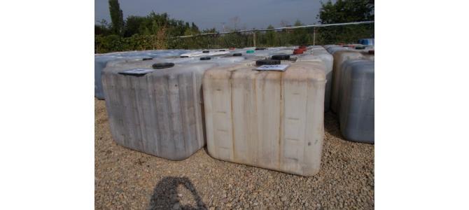 ibc bazin de apa 1000 litri la Oradea, pentru fosa
