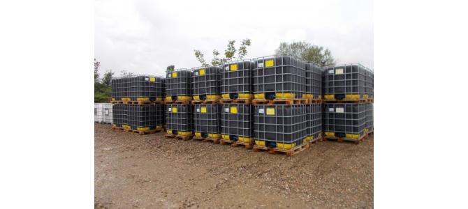 ibc container cub rezervor 1000 litri la Oradea,  la 450 Lei