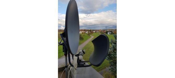 Instalez antena parabolica