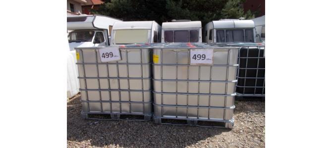 ibc bazin de apa 1000 litri la Oradea,  la 499 Lei