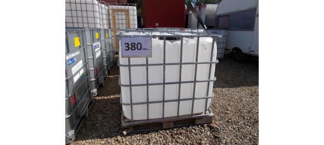 ibc  apa 1000 litri la Oradea, la 380 Lei,