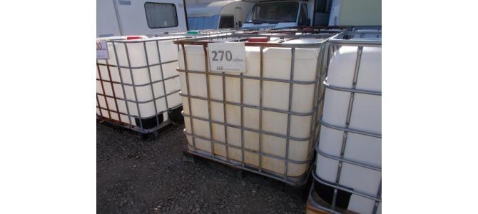 cub rezervor bazin de apa 1000 litri la Oradea, la 270 Lei