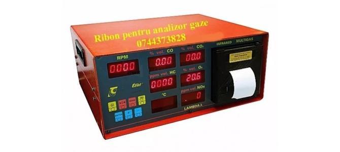 Caseta banda tus analizor gaze 0744373828 Tecnotest