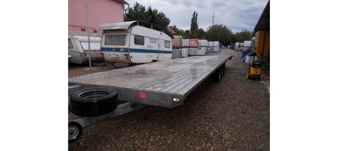 Trailer  remorca  3 axe,  3500 kg , 3999 euro
