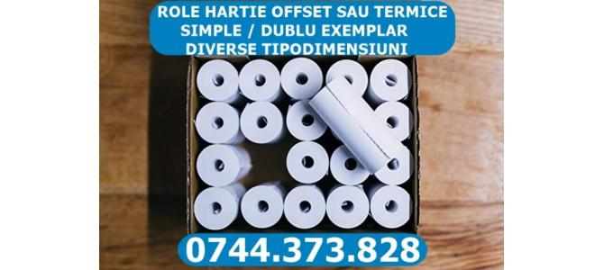 Role de hartie simple sau duble  0744373828