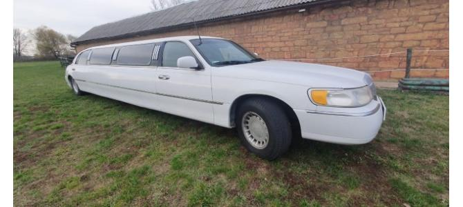 Limuzin LINCOLN TOWN CAR, 8000 eu si in RATE