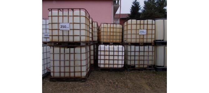 ibc container 1000 litri la Oradea,  la 250 Lei