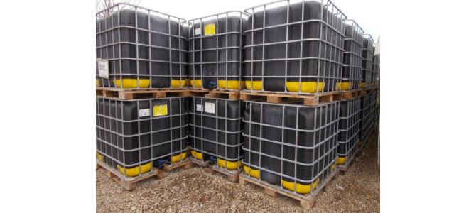 ibc  cub  1000 litri la Oradea,  la 199 Lei, pret en gros