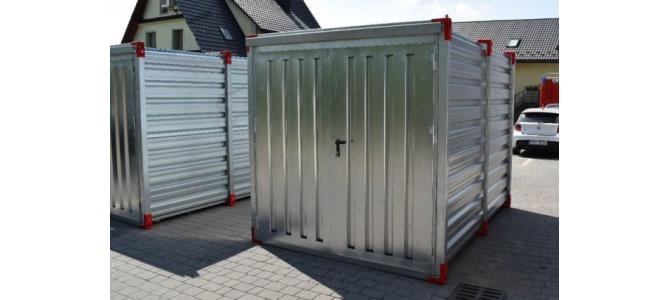 Container: 2,25m x 2,20m, Nou (direct de la distribuitor)